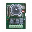 Intermatic DTQMV40-M - Mult Voltage Defrost Control  - 7-Day Battery Backup - Mechanism only - 40 Amp - 120-240 Volt