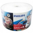 Philips Printable DVD-R, 50 pcs Opp/pk