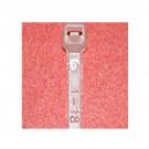 Techspan E242509C - K-SPEC® Cable Tie - Standard Nylon Cable Ties - HSD - 25.6'' Length - 7.6'' Bundle Dia. - 250Ib Tensile - Natural - 100/Pack