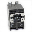 Commander - BQLT-215-215 2 Double Pole (15 Amps) Circuit Breaker
