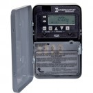 Intermatic ET8015CM - 7-Day Electronic Astronomic Time Switch - 1 Circuit - SPST - 30 Amps - 120/208/240/277 Volt