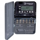 Intermatic ET8215CM - 7-Day Electronic Astronomic Time Switch - 2 Circuit - 2xSPST or DPST - 30 Amps - 120/208/240/277 Volt