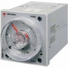 Carlo Gavazzi FAA08DW24 - Multifunction Timer - 8 Pin - 0.5S-300Hrs - 8A DPDT Contact Output - Operates on 12-240VAC/DC