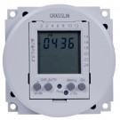 Intermatic FM1D20-240U - 24-Hour/7-Day Electronic Time Switch - 1 Circuit - SPDT 16Amp - 20 Programs - Surface Mounting - 240VAC