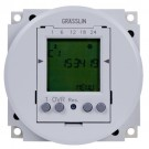 Intermatic FM1D50-240U - 24-Hour/7-Day Electronic Time Switch - 1 Circuit - SPDT 16Amp - 50 Programs - Surface Mounting - 240 VAC