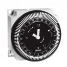 Intermatic Grasslin FM1QTUZ-24U - 24 Hour Electromechanical Timer Module with Battery Backup - SPDT - 24 VAC
