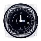 Intermatic FM1QWUZ-240U - 7-Day Electromechanical Timer Module w/Battery Backup - SPDT - 21 Amps - 208/240 VAC
