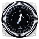 Intermatic Grasslin FM1SWUZH-120U - 7 Day Electromechanical Timer Module - SPDT - 21 Amps - 120 Volt