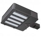 150W LED AREA LIGHT - SHOE BOX - 13602Lumen - 5000K Daylight - Replace Up to 400W Metal Halide - 347V - Bronze Finish