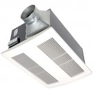 WhisperWarm™ 110 CFM Ceiling Mounted Fan/Heat Combination - Panasonic FV-11VH2