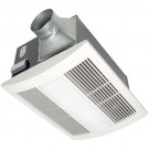 WhisperWarm™ 110 CFM Ceiling Mounted Fan/Heat/Light/Night-Light Combination - Panasonic FV-11VHL2
