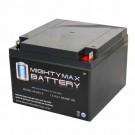 GS Battery - 12V 26AH - Rechargeable - TERMINAL-B1