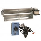 ROTOM HB-RB39 - Universal Tangential Blower Kit - 50W - 115V - 0.86A - 1/1250 SPD/RPM - CW Rotation - BALL Bearing