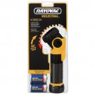 Rayovac ISL2D-B - 2D Industrial Krypton Swivel Flashlight - Batteries Included - Length 8.7 in. - Black/Yellow