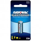 Rayovac 23A-1 - Alkaline Battery - 12 Volt - For Keyless Entry and Remote Controls - 23A Size