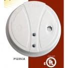 Kidde P1235CA - Smoke Alarm with Hush Button - Test Button - Ionization Technology - Detects Flaming Fires - Direct Wire 120V - Interconnectable