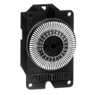 Intermatic KM2STUH-120 - 24 Hr. In-Wall Electromechanical Timer - Mech Only - SPST - 20 Amps - 120 Volts