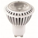 Light Efficient Design LED-5250-27K -B - 7 Watt - BR40 -  GU10 Base - 25,000 Hours - 120 Volt - 2700K Warm White - Flood - Dimmable