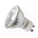 Liteline LMP16GU10C-20-BX - 120V 20W Line Voltage Covered Halogen Lamp - MR16 - GU10 Base