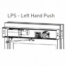 "Ditec HA8-SP - Standard Profile - Low Energy Swinging Door Operator - Left Hand Push (LPS) - 39"" Header - Clear Finish - Part# W9-101-39"