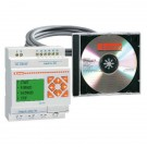 Micro PLC Starter Kits - 120VAC or 240VAC Supply types with 6 inputs + 4 outputs - Lovato LRDKIT10R A240