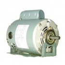 ROTOM M5-S1110 - 5.5'' Diameter Belted Fan & Blower Motors - 1/3 HP - 115/230V - 6.2/3.1A - 1 Speed - 1725 RPM - REV Rotation