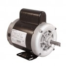 ROTOM M5-S1402 - 6.5'' Diameter Air Compressor Motor - Single Phase - 1 HP - 115/230V - 15.0 A - 1/3450 SPD/RPM - REV Rotation