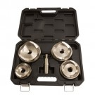 Southwire MP-03PRO - Max Punch Large Die Set For Stainless Steel 2 1/2-inch - 4-inch - In 1 Case (Drive Unit Not Included)