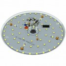 Overdrive 301 - ODMP13163NU/30K - 5.7 Inch Diameter 16W 120V 1250lm 3000K Bright White Dimmable - Replaces 2 x 13W CFL