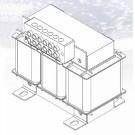 60HP 62Amps - 3% Impedance - 600V 60Hz - Delta Nova Reactor DTX0062AC