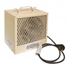 OUELLET OCC4800AMRF-MO-TB6 - Portable Construction Heater - 1-phase - 240/208V - 4800/3600W - Open Motor - Almond