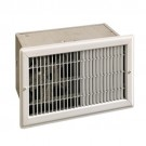 OUELLET OFH0502AM - Floor Insert Fan Heater - 500W - 120V - 1 Phase - Almond