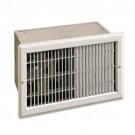 OUELLET OFH1000AM - Floor Insert Fan Heater - 1000/750W - 240/208V - 1 Phase - Almond
