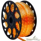 1/2 in. - LED - Orange - Rope Light - 2 Wire - 120V - 150 ft. Spool - Orange Color Tubing with Orange LEDs - IFLC-18-OS