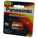 Panasonic CR-2PA/1B - 3 Volts - CR2 Size - Photo & Electronic Lithium Battery - 4 Cards Packs