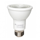 Luminiz - 6.5W - LED PAR20 - Flood - 3000K Warm White - 50 Watt Equivalent - Dimmable - 120V - Citizen LED Technology