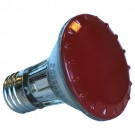 Symban 50 Watt - 130 Volts - PAR20 - Narrow Flood - Red