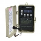 Intermatic PE153P - Three Circuit Digital Time Switch Outdoor Case