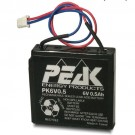 GS Battery - 6 Volt  - 0.5 AH - Rechargeable