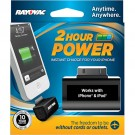 Rayovac PS71-BT6 GEN - Instant Battery Charger for iPhone and iPod -  2 Hrs. Talk Time - Apple 30-Pin Model (iPhone 4S or below)