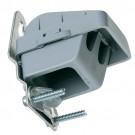 Arlington PVC660 - PVC Entrance Cap with Galvanized Steel Strap - 50 Packs