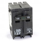 Siemens Q2100 - Type QP - Plug in Circuit Breaker - 2 Pole - 100 Amp - 120/240VAC - Thermal Magnetic Type - Common Trip