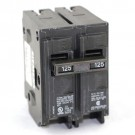 Siemens Q2125 - Type QP - Plug in Circuit Breaker - 2 Pole - 125 Amp - 120/240VAC - Thermal Magnetic Type - Common Trip