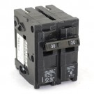 Siemens Q230 - Type QP - Plug in Circuit Breaker - 2 Pole - 30 Amp - 120/240VAC - Thermal Magnetic Type - Common Trip