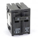 Siemens Q240 - Type QP - Plug in Circuit Breaker - 2 Pole - 40 Amp - 120/240VAC - Thermal Magnetic Type - Common Trip