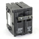 Siemens Q245 - Type QP - Plug in Circuit Breaker - 2 Pole - 45 Amp - 120/240VAC - Thermal Magnetic Type - Common Trip