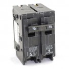 Siemens Q270 - Type QP - Plug in Circuit Breaker - 2 Pole - 70 Amp - 120/240VAC - Thermal Magnetic Type - Common Trip