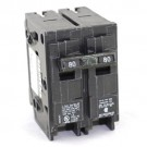 Siemens Q280 - Type QP - Plug in Circuit Breaker - 2 Pole - 80 Amp - 120/240VAC - Thermal Magnetic Type - Common Trip