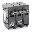 Siemens Q350 Plug in Circuit Breaker - 3-Pole - 240VAC - 50 Amp - Thermal Magnetic Type