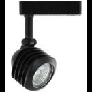 Liteline QO1015-BK - Quattro Black Track Fixture - 12V Low Voltage - MR16 Lamp 50W Max.